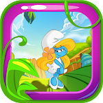 Wonderful Adventure Of Smurf Icon