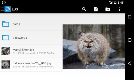 EDS  u2013 encrypt your files to keep your data safe  screenshots 6