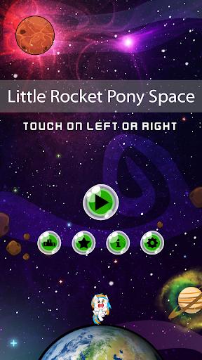 Little Rocket Pony Space