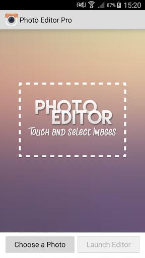 Photo Editor Pro-New
