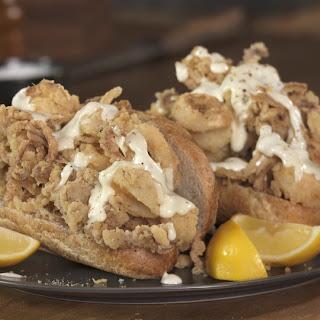Fried Calamari Sandwich Recipe