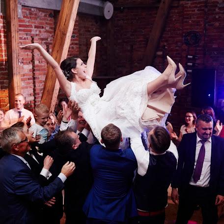 Wedding photographer Justyna Matczak Kubasiewicz (matczakkubasie). Photo of 01.10.2017