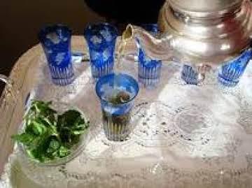Moroccan Mint TeaRecipe