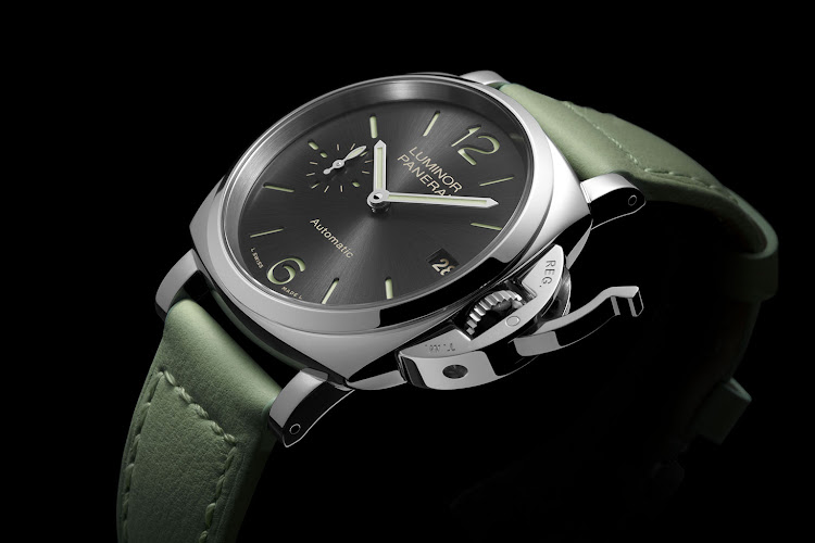 Panerai Due Watch