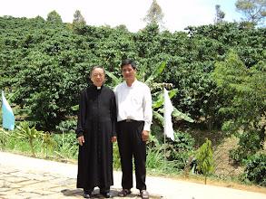 Photo: Cha Giuse Nguyễn Tiến Dũng, phụ trách Đakim II.