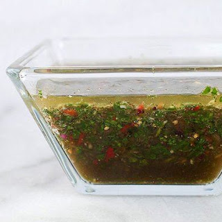 Spicy Chimichurri Marinade