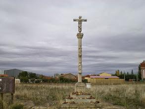 Photo: Etapa 17. Creu. El Burgo Ranero.