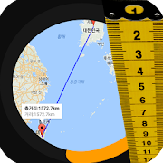 Measure Distance on the Map