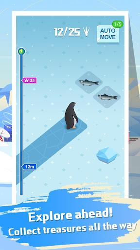 Penguin Travel: Slide! mod apk 1.0 screenshots 4
