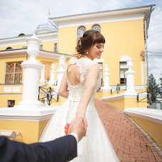 Wedding photographer Inna Guseva (innaguseva). Photo of 22.10.2017