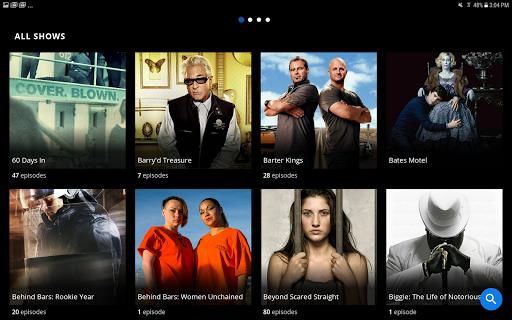 A&E - Watch Full Episodes of TV Shows screenshot 7