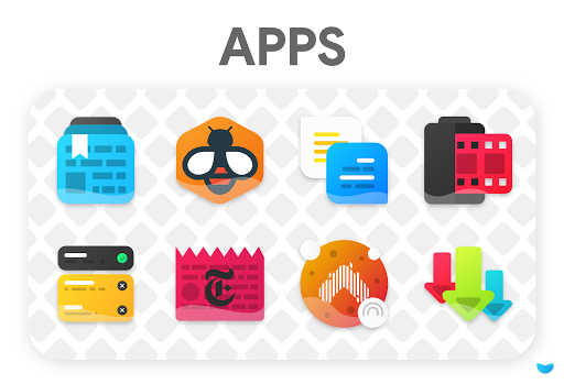 Screenshot for Glaze Icon Pack in United States Play Store
