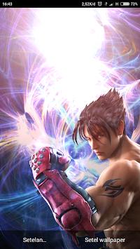 Download Fanart Jin Kazama Live Wallpaper By Tekkeno Apk Latest