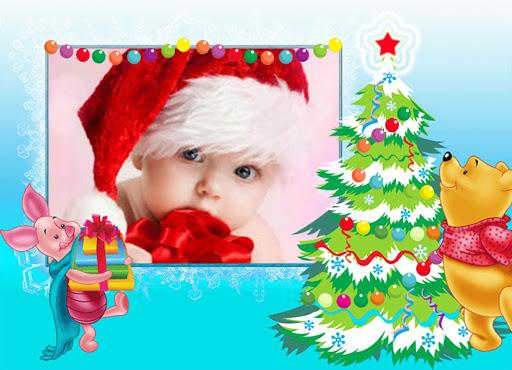 Christmas Photo Frame for Kids