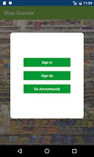 Shop Scanner - náhled
