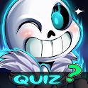 Sans Undertale Quiz Video Call icon