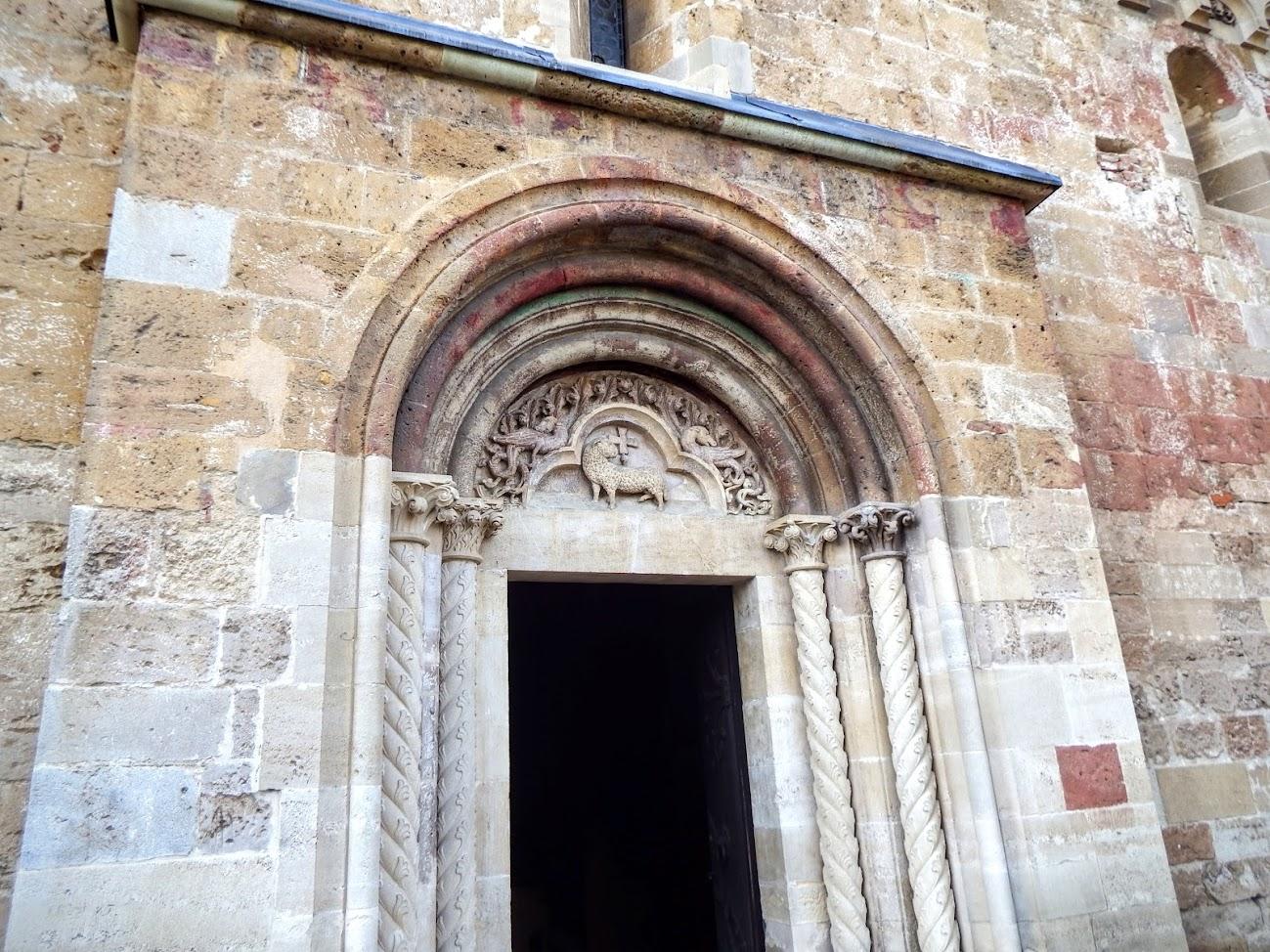 Ják - Szent György Apátsági templom