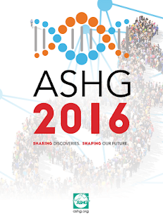 ASHG 2016 Mobile App- screenshot thumbnail