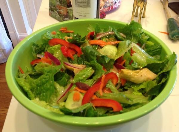 Spicy Italian Salad Recipe