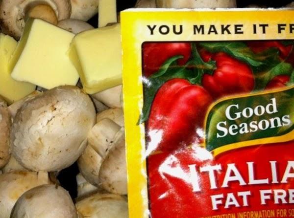 Marinated Mushroom Appetizers Recipe