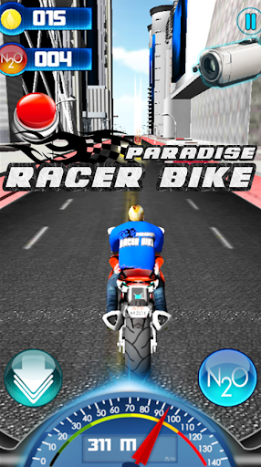 Racer Bike Paradise 1.0 screenshots 5