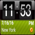 Dual Clock Widget icon