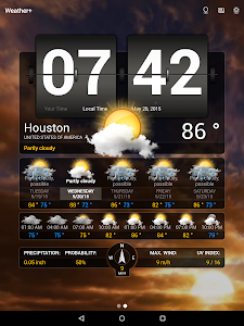 Weather+ Free screenshot 4