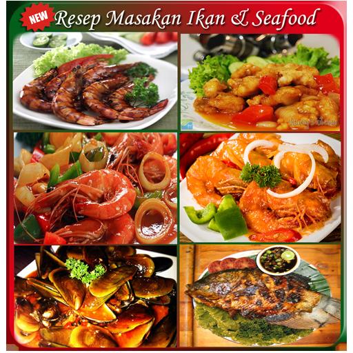 107 Resep Ikan Seafood TOP