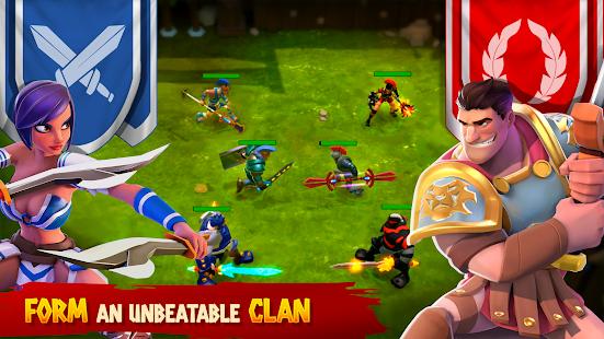 Gladiator Heroes - náhled