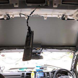 ハイエースバン GDH226K 2018年スーパーロングバン 4WDのカスタム事例画像 コアラさんの2018年09月20日05:45の投稿
