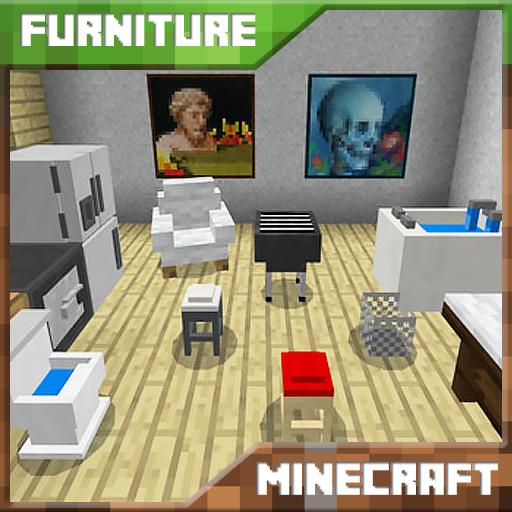 Furniture Mod for Mine Craft PE - Apps en Google Play