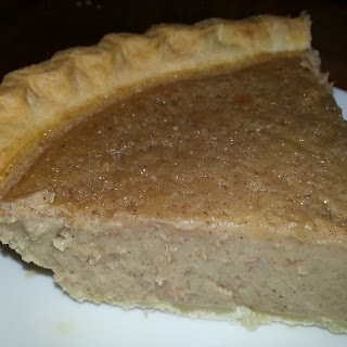Navy Bean Pie