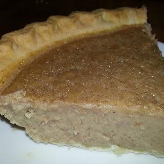 Navy Bean Pie.