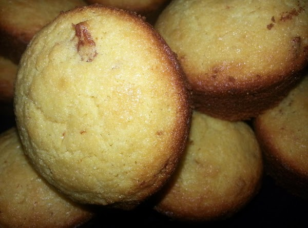 Traditional Corn Bread With Bacon Recipe