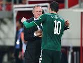 Lafferty veut jouer l'Argentine ou le Brésil à l'Euro 2016