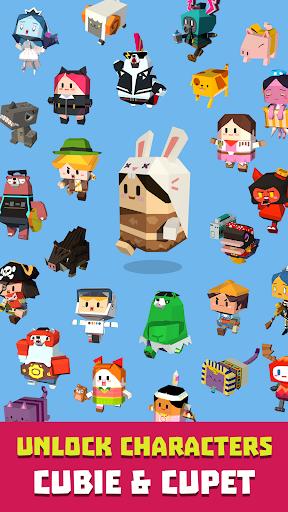 Cubie Jump - Tap Dash apktram screenshots 3