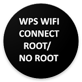NEW WPS WIFI CONNECT(ROOT OR NON ROOT)