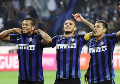 Serie A: courte victoire de l'Inter, toujours en tête