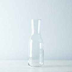 Borosilicate Glass Quart Carafe