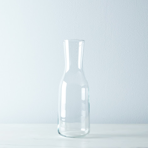 Borosilicate Glass Quart Carafe