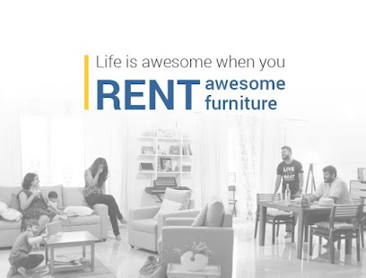 Furlenco - Rent Award Winning Furniture- screenshot thumbnail