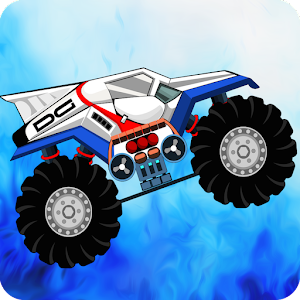 Speedy Truck : Hill Racing for PC and MAC