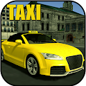 Taxi Simulator 2017 : Uber 3D icon