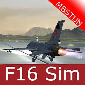 F16 simulation