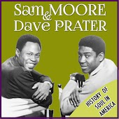 Sam Moore and Dave Prater. History of Soul in America