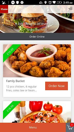 Frankies Chicken screenshot 4