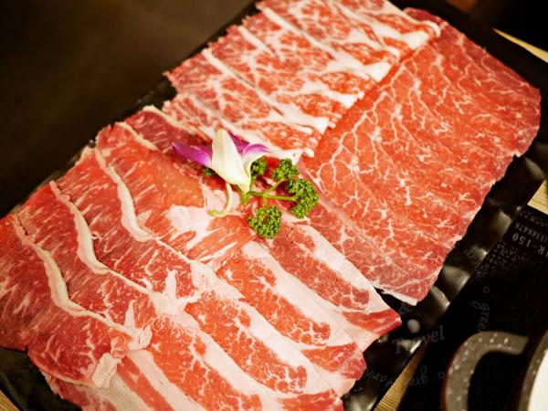 台中灰鴿(火鍋),海鮮新鮮肉品肉質好,讓人一吃就愛上