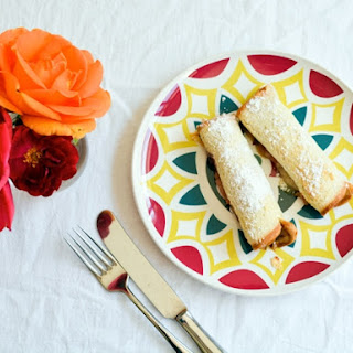 Monte Cristo Roll Ups for Easter Brunch with King's Hawaiian