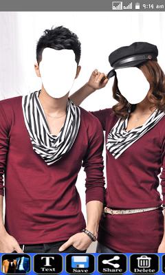 Couple Fashion Suit - screenshot