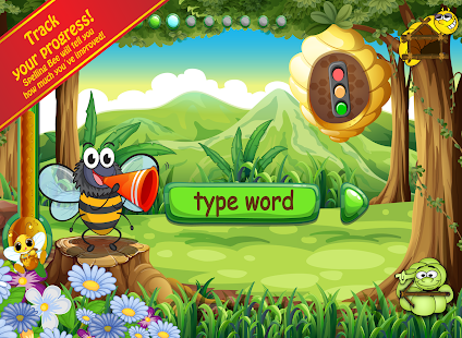 Spelling Bug 1st Gr Words Lite- screenshot thumbnail